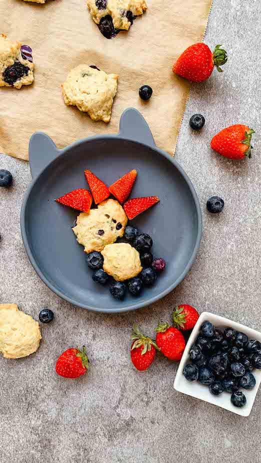 Kekse für Babys backen