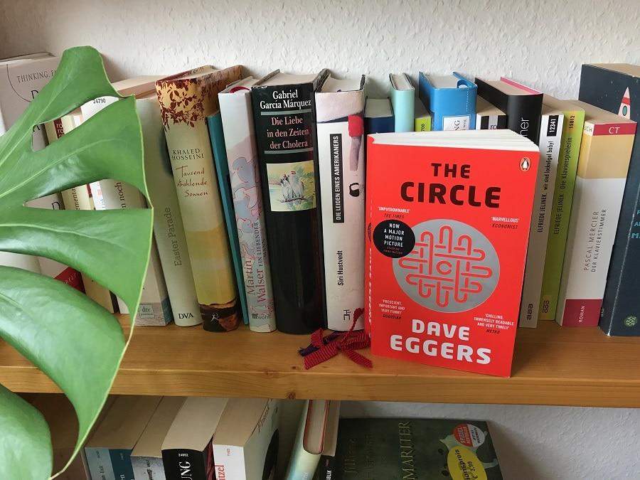 Freitagslieblinge mit der Buchempfehlung The Circle Dave Eggers