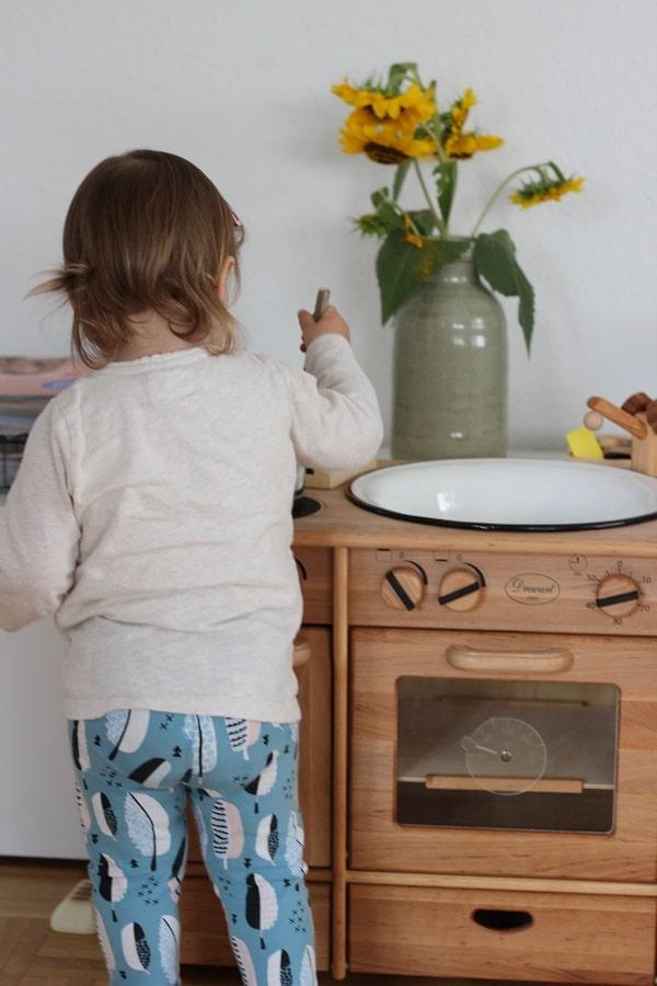 Charmant Kinderküche Aus Holz Von Livipur Im Test   Kinder Können Hier Gefahrlos  Kochen Und Backen #