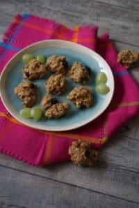 BLW Rezept für zuckerfreie Kekse