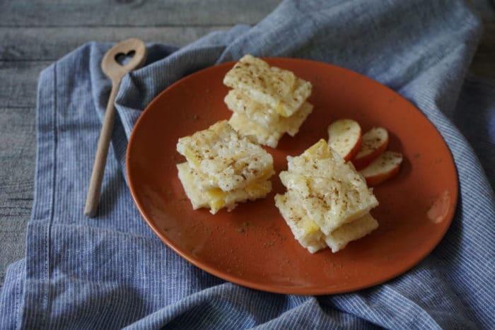 breifreibaby - Milchreisschnitten