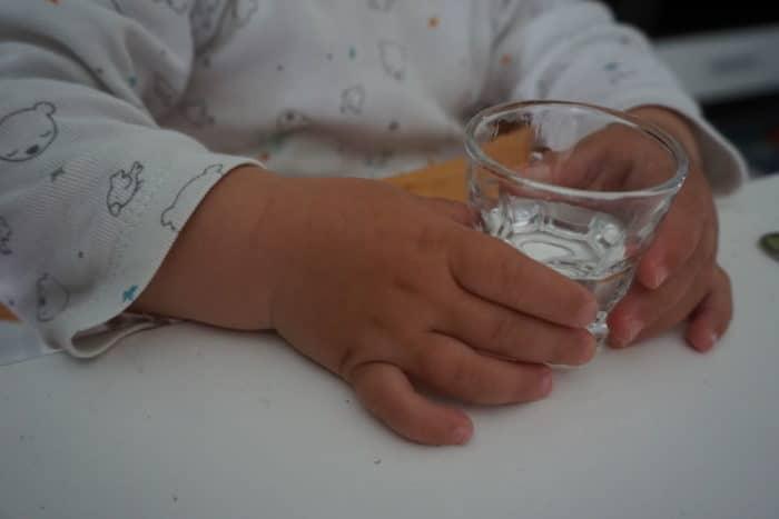 breifreibaby - ab wann ist Wasser für Babys wichtig