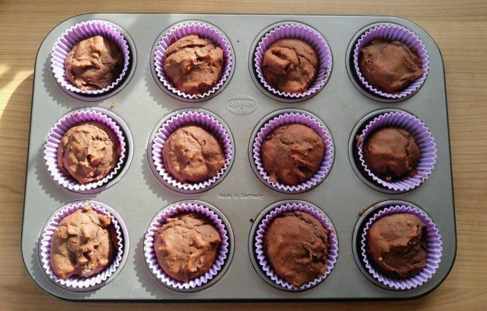 BLW Rezept - breifrei Rezept Muffins