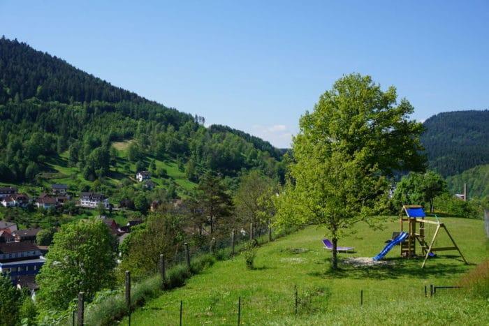 breifreibaby auf Reise im Schwarzwald Familienurlaub