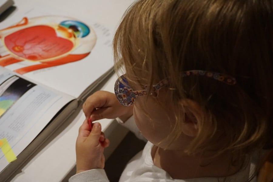 Augenvorsorge bei Kindern beim Kinderarzt