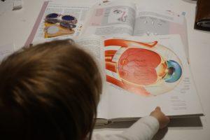 Augenvorsorge bei Kindern ist wichtig