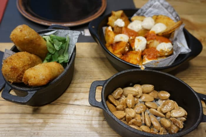 OUT in Barcelona - ein tolles Restaurant