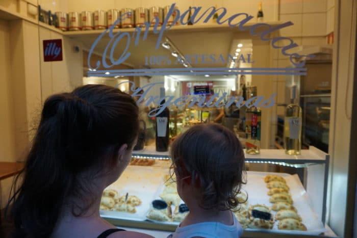 Empanadas Argentinas - Barcelona Geheimtipps Essen