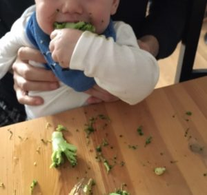 Beikost ohne Brei – Johanna erzählt von Yoans Erfahrungen