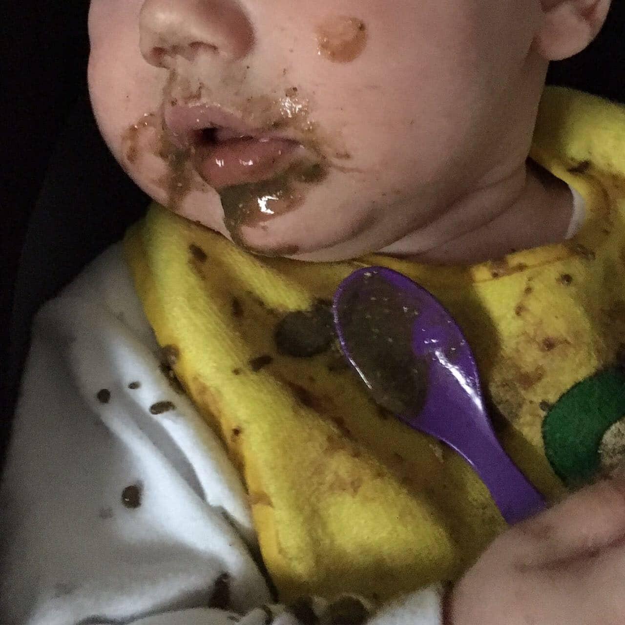 Beikost ohne Brei - so lernt dein Kind selbstständig essen