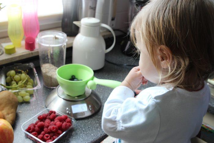 Müsli selber machen für Kinder