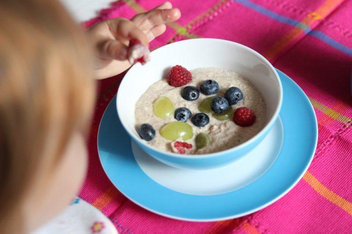 Birchermüsli Für Baby Und Kind