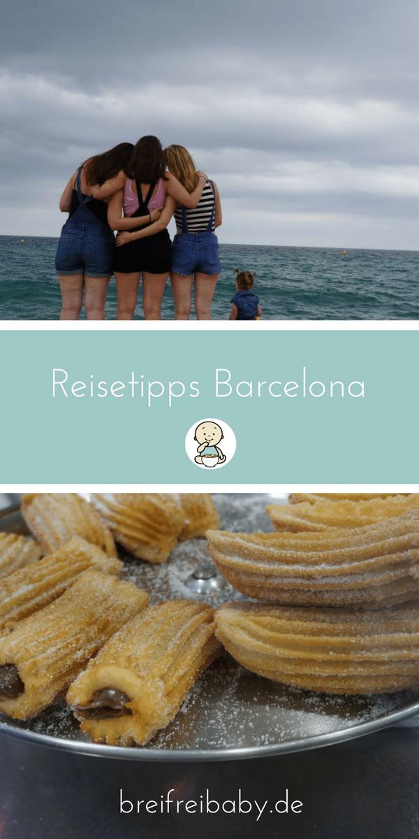 Reisetipps Barcelona - Urlaub, Strand und Meer