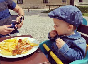 Baby-led weaning Erfahrungsbericht breifrei