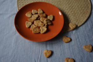 Babykekse selber backen - BLW Rezept ohne Zucker