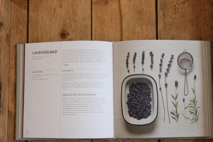 Die besten Hausmittel - natürlich ohne Chemie - Buchvorstellung - Hausmittel für Kinder - Lavendelbad