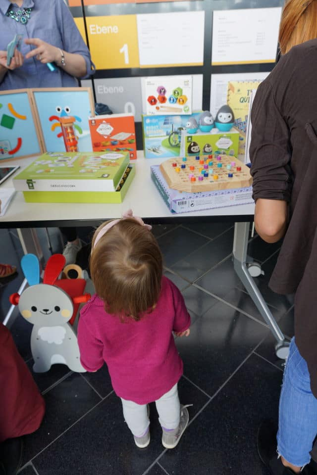 Montessori Spielzeug aus Hiolz