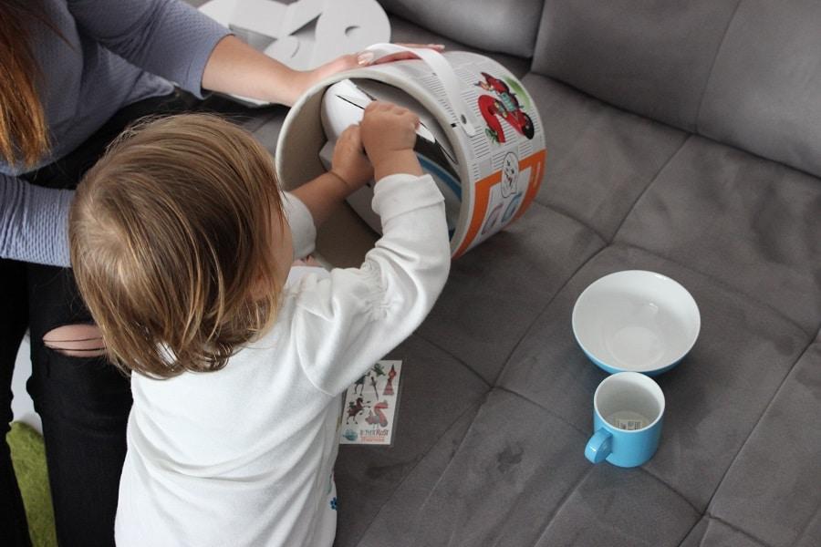 Ab wann Kindergeschirr aus Porzellan