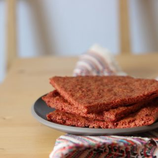 Rote Bete Brot für baby-led weaning geeignet