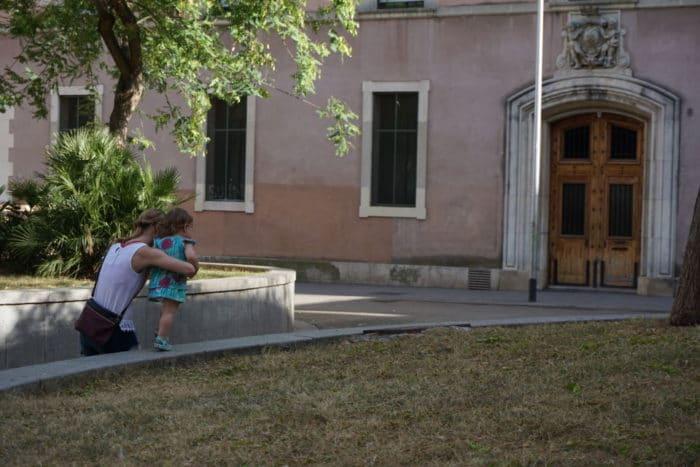 Barcelona Städtereise mit Kind