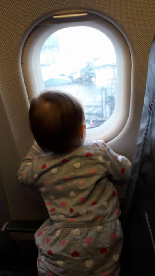 Fliegen mit Baby - unser Städtetrip Barcelona mit Kind