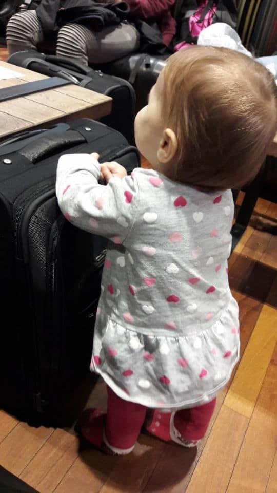 Städtereise mit Kind