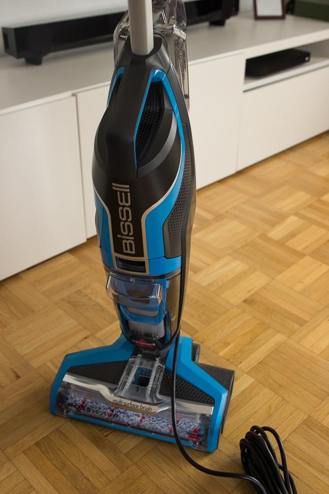 Breifrei putzen und BLW sauber machen - wir zeigen wir es geht mit dem Bissell 3in 1