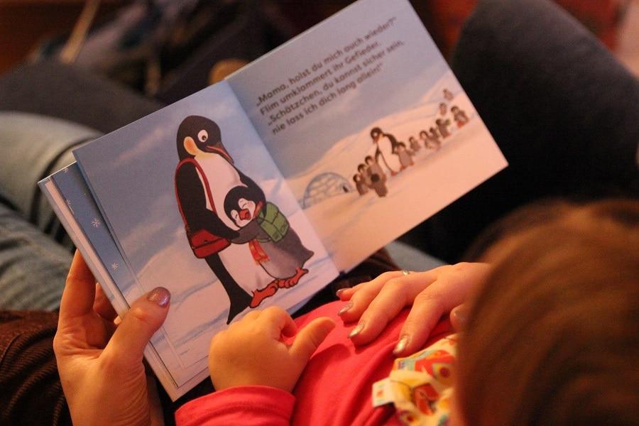 Flim Pinguin – ein wundervolles Buch zur Kindergarten Eingewöhnung
