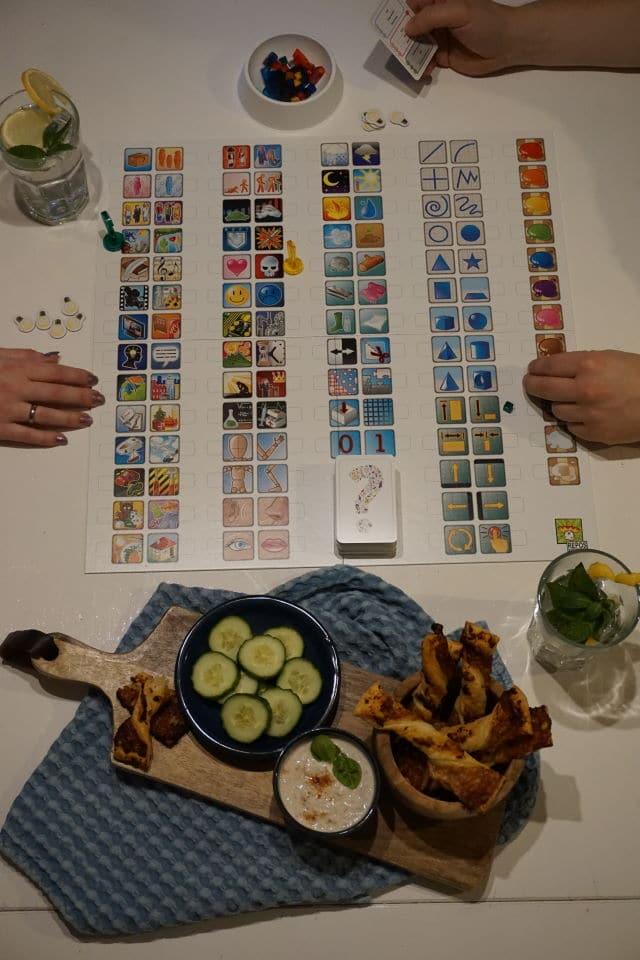 Concept Spiel von Repos und Asmodee