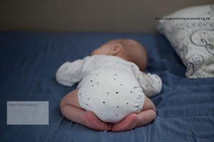 Babyfotos vom Fotograf - Säuglingsfotografie