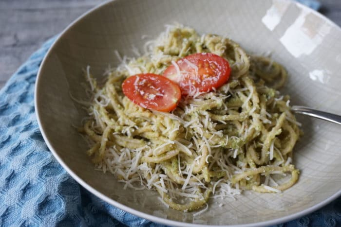 Pesto für Babys - BLW und breifrei Rezept