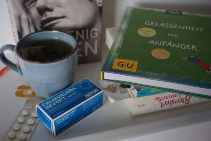 Tipps gegen innere Unruhe , Stress und Schlaflosigkeit