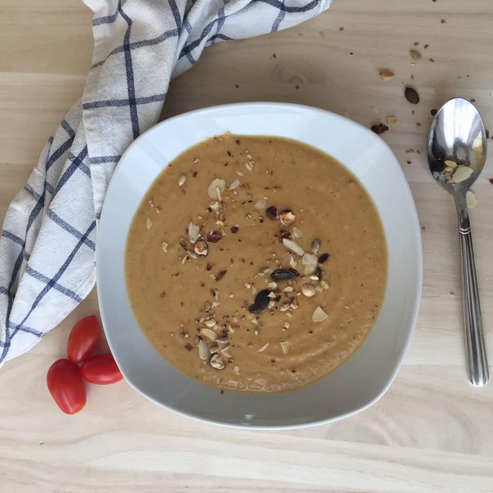 Suppe auch für BLW - Rezept für die ganze Familie