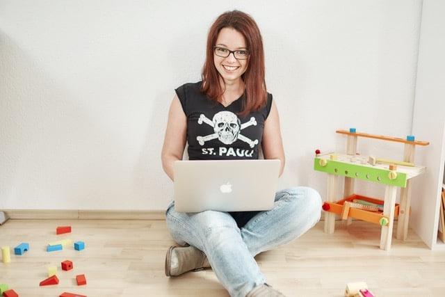 SEO Expertin Mareike von Mami Startup