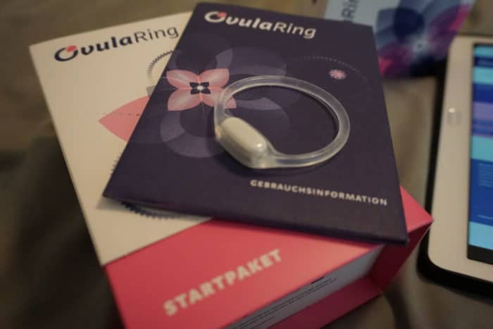 OvulaRing für den Kinderwunsch - schwanger werden per Temperaturmethode