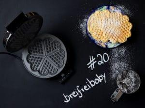 Breifreibaby Adventskalender 2017 - Waffeleisen von Cloer