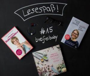 Eden Books Buchpaket im breifreibaby Adventskalender