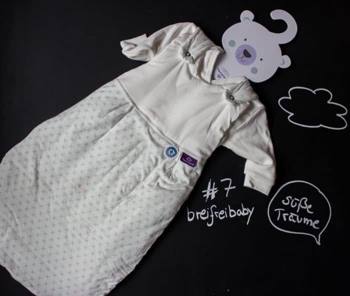 Träumeland Schlafsack für Babys - breifreibaby Adventskalender
