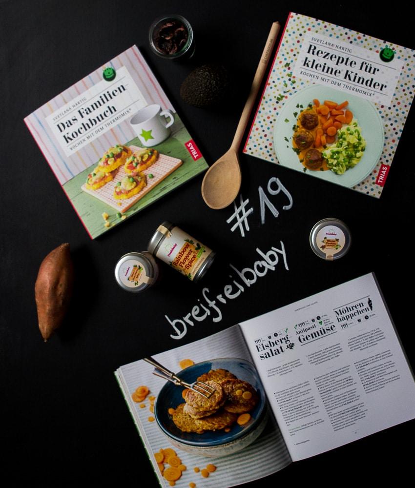 Breifreibaby Adventskalender 2017: #18 – Gewürze von FreshBaby & 3 tolle Kochbücher vom Trias Verlag