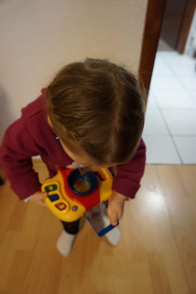 Spielzeugkamera - unser Familienwochenende