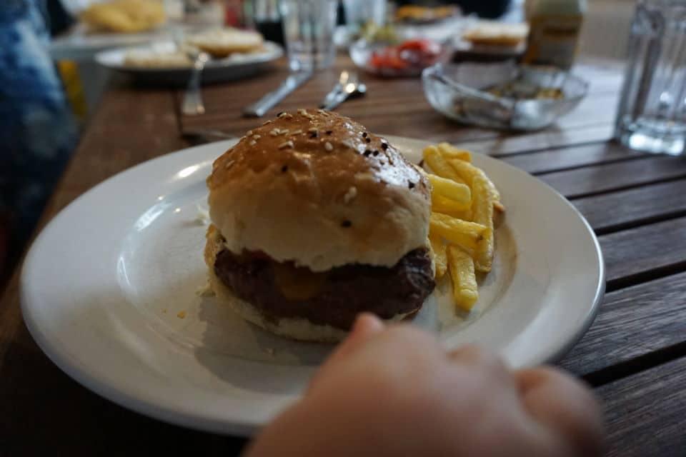 Miniburger - BLW Rezepte