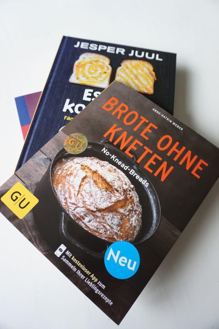 Brot ohne Kneten - BLW Rezepte