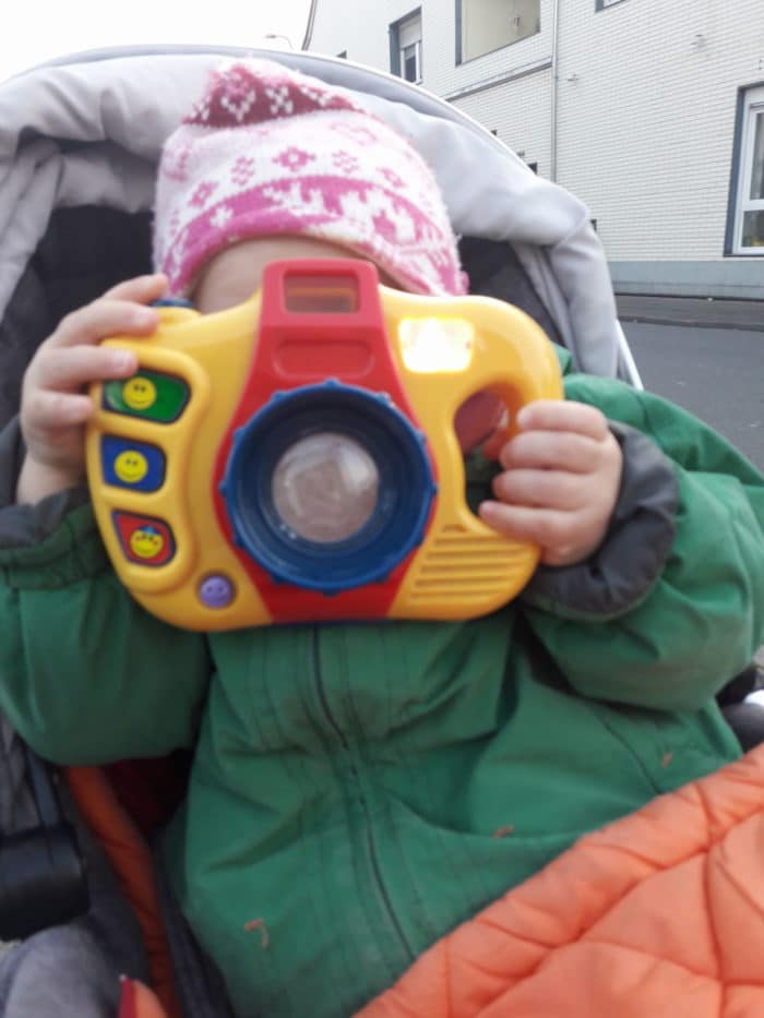 Spielzeugkamera für Kinder - Freitagslieblinge
