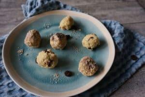 Hirsebällchen - breifrei und BLW Rezepte