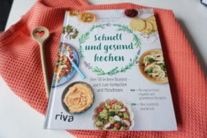 Schnell und gesund kochen – Kochbuchvorstellung mit köstlichen Quinoamuffins
