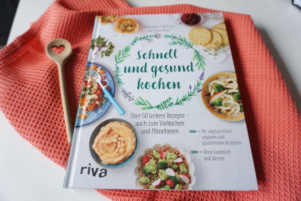 Schnell und gesund kochen - vegane und vegetarische Gerichte