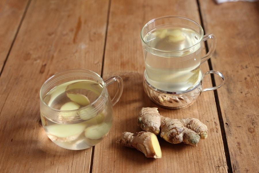 Die besten Hausmittel bei Erkältung, Schnupfen und Husten - Ingwertee