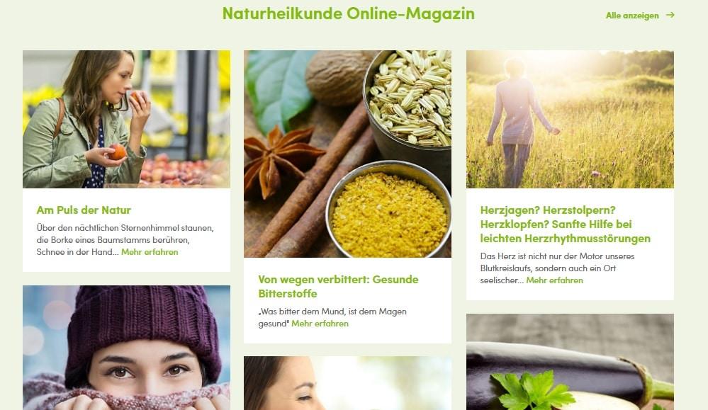 Die besten Hausmittel gegen Erkältung, Schnupfen und co mit Naturheilkunde.de