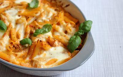 Baby-led weaning Pasta mit Tomaten – unser Rezept für Kinder