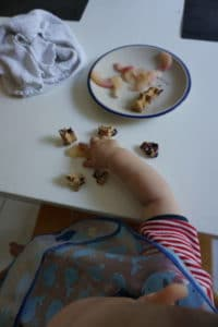 Baby-led weaning – wie oft am Tag?